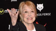 Adiós a Rosa Maria Sardà, la mejor presentadora de los premios Goya