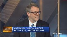 National Vision CEO: We are an ultra-low-cost provider of...