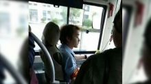 Chinese bus driver turns viral for resembling Leslie Cheung