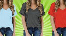 La camiseta de 19 dólares que obsesiona a las compradoras de Amazon