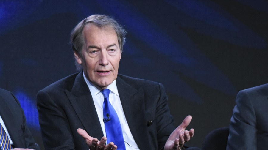 Makeup artist sues Charlie Rose over harassment