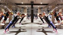 Yoga on ropes: what happened when I tried the new TRX fitness craze