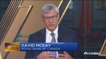 Royal Bank of Canada CEO on equity markets correction, th...