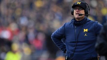 Harbaugh shoots down notion of NFL return
