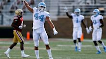 UNC opens as top challenger to Clemson in early odds to claim 2021 ACC football title