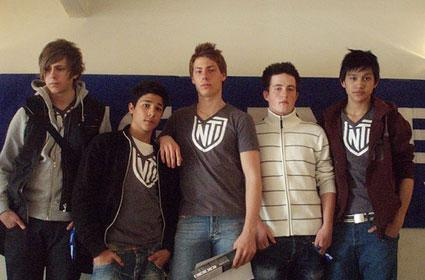 Why do pro gamers resemble boy bands?