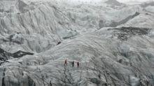 En Islandia, los escolares miden el retroceso de un glaciar en peligro