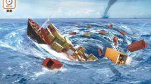 港出口瀉6.9%三年最劣
