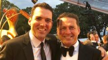 'He's getting smashed': Karl Stefanovic takes a swipe at brother Peter
