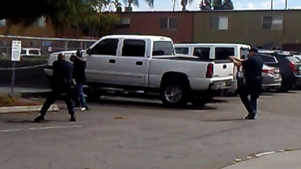 Black Man Fatally Shot By Police Pulled Vape Device From