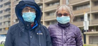 Mother and son on disability facing eviction in Toronto