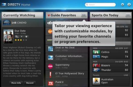Official DirecTV App for iPad now available, brings touch controls to your satellite box