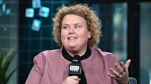 Comedian Fortune Feimster opens up about deciding to lose weight: 'If people are smacking your bare belly, there's a problem'