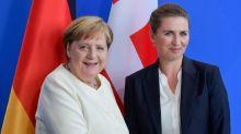 Tremores de Merkel são 'assunto privado' para maioria dos alemães