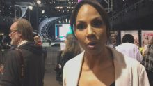 Canadian Amanda Brugel discusses the SAG awards with CBC's Zulekha Nathoo