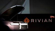 Electric vehicle startup Rivian gets a jolt from big Amazon.com van order