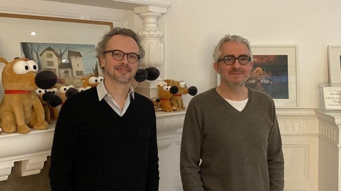 TEMOIGNAGE. Avec 300 salariés, le producteur et le directeur du studio d'animation Superprod se sont adaptés au Covid
