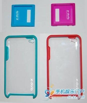 Supposed next-gen iPod touch, nano / shuffle cases surface online