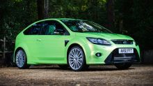Six-year old Ford Focus RS with just 18 miles ready to go under the hammer