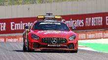 F1: Safety car ganha cor vermelha para GP 1000 da Ferrari