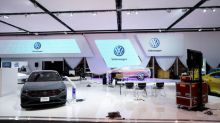 VW warns of challenges, to redouble efforts to meet targets
