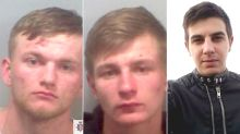 Teenagers jailed for life for murdering homeless Romanian man because they 'thought it was funny'