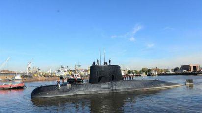 Argentina diz não ter como resgatar submarino