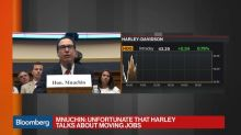 Mnuchin Says Trump Asked Harley Not to Move Jobs Overseas