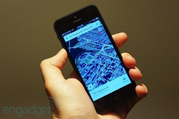 Google Maps for iOS hands-on