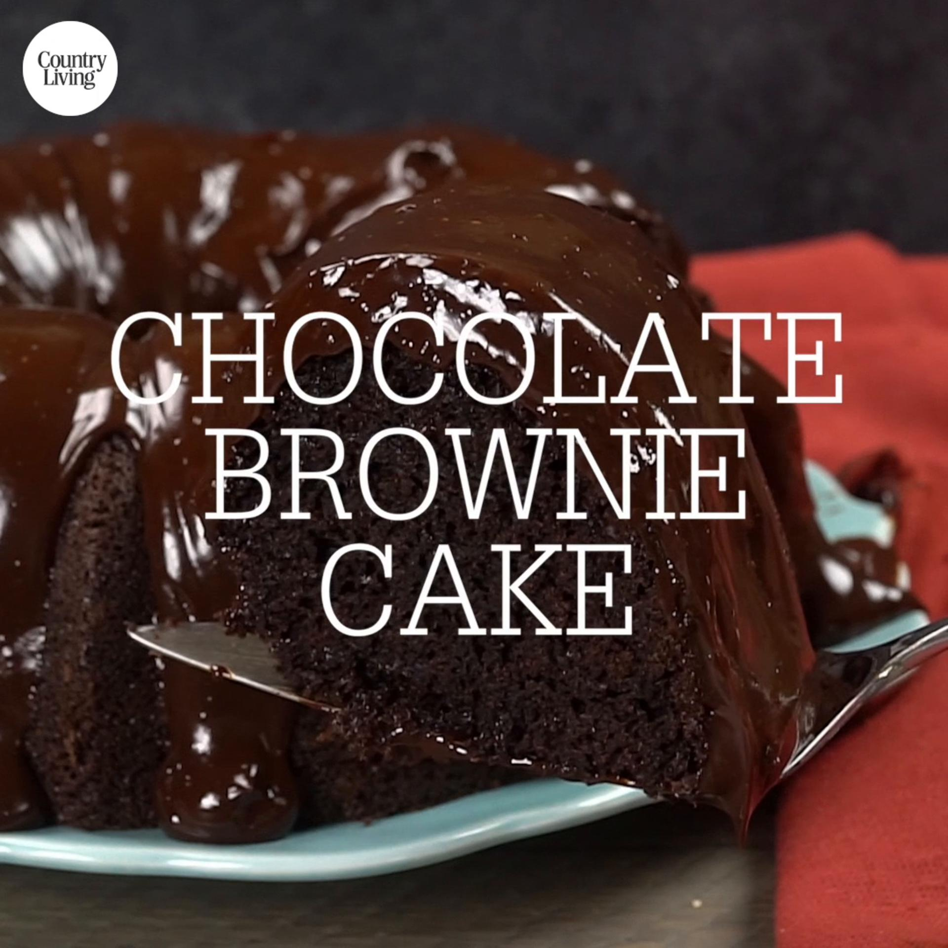 Easy Brownie Cake Mix Recipe
