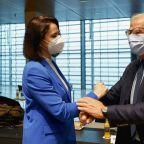 EU, US, UK, Canada join forces to slap sanctions on Belarus