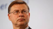 No deal Brexit not appealing, but not excluded: EU's Dombrovskis