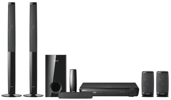 Samsung has a new Blu-ray HTIB with the HT-BD3252