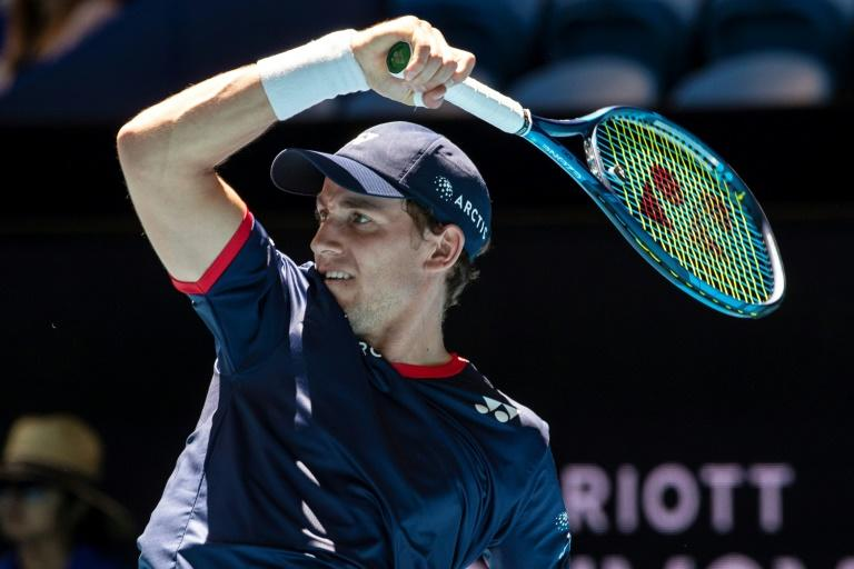 Young Gun Ruud Helps Norway Upset Us At Atp Cup