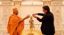 Bolsonaro em memorial de Gandhi: 'Sou capitão do Exército, ele é pacifista'