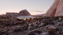 Glamping with the stars: Inside Aman's ultra-luxe Utah desert camp