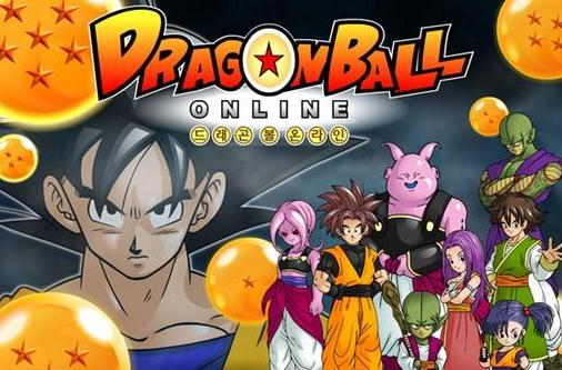 Dragonball Online open beta with Tiawanese client