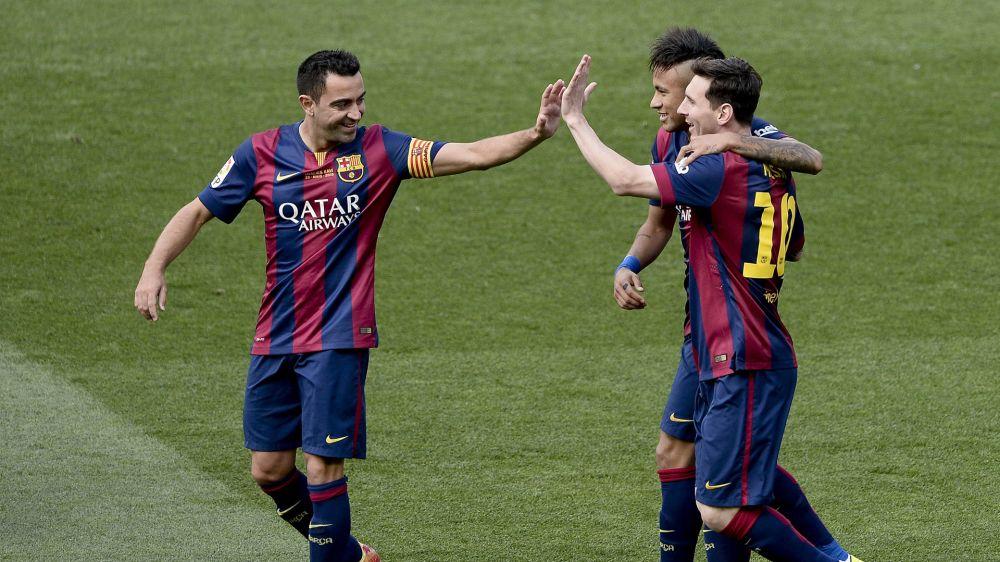 """Barca-Legende Xavi: """"Messis Potenzial konnte man beim ersten Training sehen"""""""