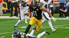 Claypool's climb: Steelers rookie WR drawing raves