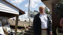 """""""Al menos sacaste un bonito bote de este negocio"""", le dijo Trump a un damnificado por el huracán Florence"""