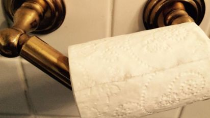 Man arrested after family fight over toilet paper
