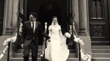 Fall in Love With Emmy Rossum's Stunning NYC Wedding Photos