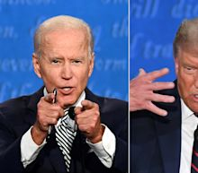 'A hot mess inside a dumpster fire, inside a train wreck': World reacts to chaotic first U.S. presidential debate