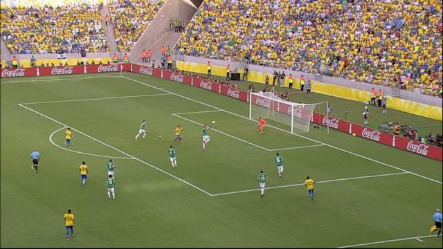 World Cup Opens in Brazil