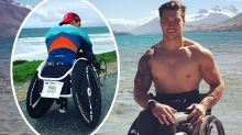 Ironman Robbie Peime on the 'hardest part' of being a paraplegic