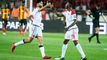 10-man Wydad claw back to hold Esperance in first leg of final