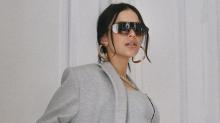Bruna Marquezine aposta na grife de Rihanna com look de R$ 17 mil