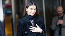 Kendall Jenner's latest model-off-duty look includes a pair of $130 figure-hugging leggings