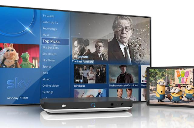Cheaper Sky Q bundle marks the end for Sky+HD