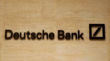 Deutsche Bank criticised in internal N.Y. Fed audit - German newspaper